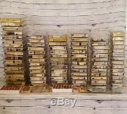 Gigantic Lot Of Stampin Up Stamp Sets Over 85 Sets Retired and New