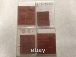LOT OF 20 STAMPIN UP STAMP SETS. Mixed Themes. BRAND NEW