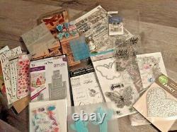 Lot Stampin' Up, Simon Says Stamp, Hero Arts, Hampton Arts, Gemini, Nuvo, more