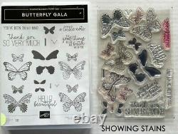 Lot of 13 Stampin Up Stamp Sets, with1 die set & 1 punch. Most are animal-themed