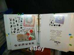 Over 100 Stamp Sets Hundreds Of Individual Stamps Stampin Up Around Others