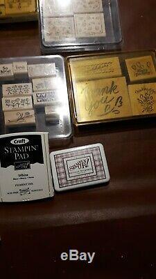 Retired Stampin Up Stamp Sets