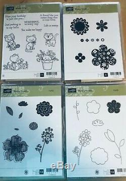 SELLING Stampin Up Stamp Sets (C)