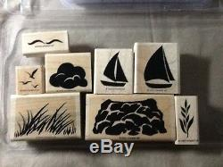 STAMPIN UP LOT OF 15 SETS, Great Condition see pictures