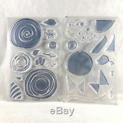 SWIRLY BIRD Stamp set & SWIRLY SCRIBBLES Dies Stampin Up New sail boat