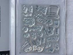 Stampin Up! Best Bunnyphotopolymer stamp set & Bunny Builder PunchNEW