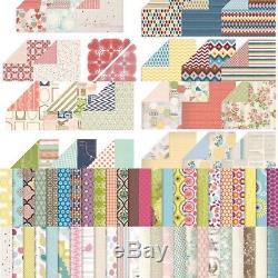 Stampin Up Bundle Lot 19 EASTER DSP, Cardstocks, Stamp Sets, Ribbons, & More