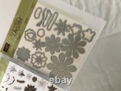 Stampin' Up! Bundle OH SO SUCCULENT(30) Stamps Set & SUCCULENT(17) Dies