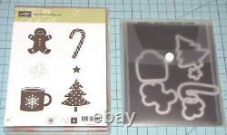 Stampin' Up Christmas Scentsational Season Stamp Set & Matching Framelits Dies