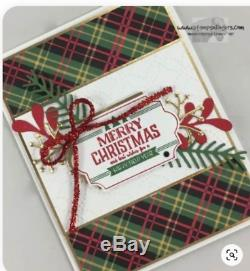 Stampin Up MERRY LITTLE LABELS, LABELS OF LOVE stamp sets & LOTS OF LABELS Dies