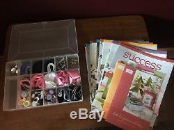Stampin Up Paper, Marker, and Extras set