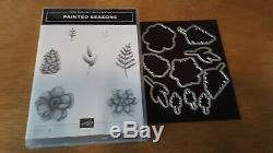Stampin Up/Papertrey Mixed Lot-Stamp sets, punches, dies, & more