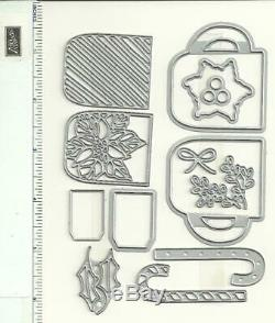 Stampin' Up! RISE & SHINE, CUP OF CHRISTMAS stamp sets & CUP OF CHEER Dies NEW
