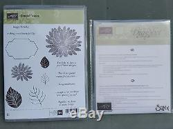 Stampin Up Special Reason Stamp Set Stylish Stems Framelits Dies Bundle