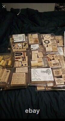 Stampin Up Stamp Sets 75 sets