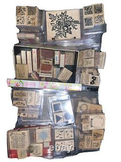 Stampin Up Stamp Sets. Huge Collection