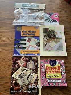 Stampin Up Stamp Sets Huge Lot