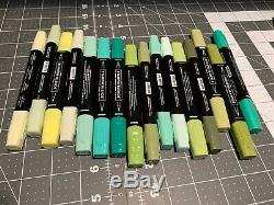 Stampin' Up! Stamping' Blends Markers Complete Set New 72 Markers Total