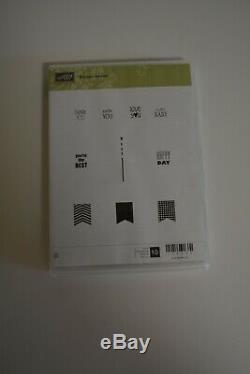 Stampin Up Stamps for Great Cards Including A Round Array all sets New
