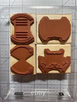 Stampin Up! Totally Tabs Stamp Set & Round Tab Punch