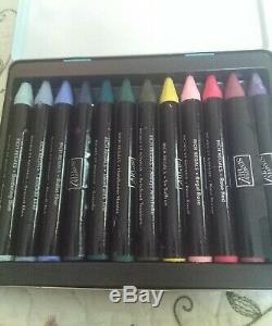 Stampin Up Watercolor Wonders full set 4 cases HTF pastels bible journaling