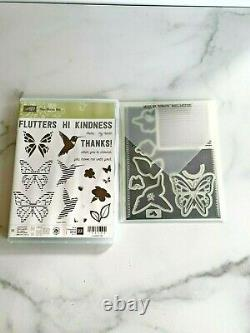 Stampin Up You Move Me Stamp Set And Move Me Thinlits Dies CR1