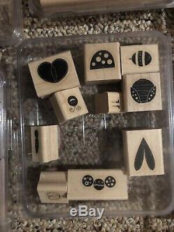 Stampin Up stamp set- Lot Of 18 Sets