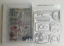 Stampin up Jar of Love photopolymer stamp set + Everyday Jars framelits dies
