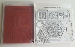 Stampin up Window Shopping clear-mount stamp set + Window Box thinlitsdies