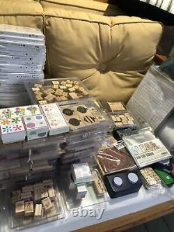 Stampin up lots of 58 stampin sets and more