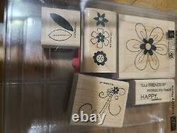 Stampin up stamp sets EUC