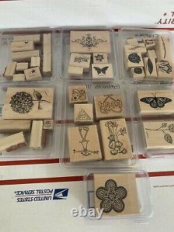 Stampin up stamp sets lot 48 Sets