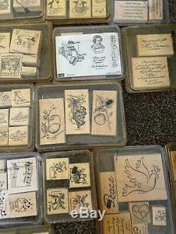 Stamping Up 19 Complete Sets See Description For Titles
